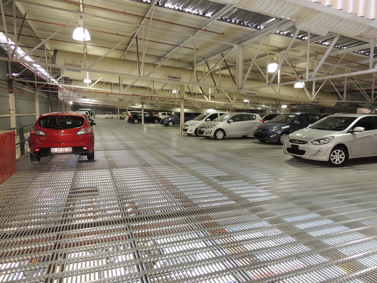 super mezzanine parking floor pandae workshop. Black Bedroom Furniture Sets. Home Design Ideas