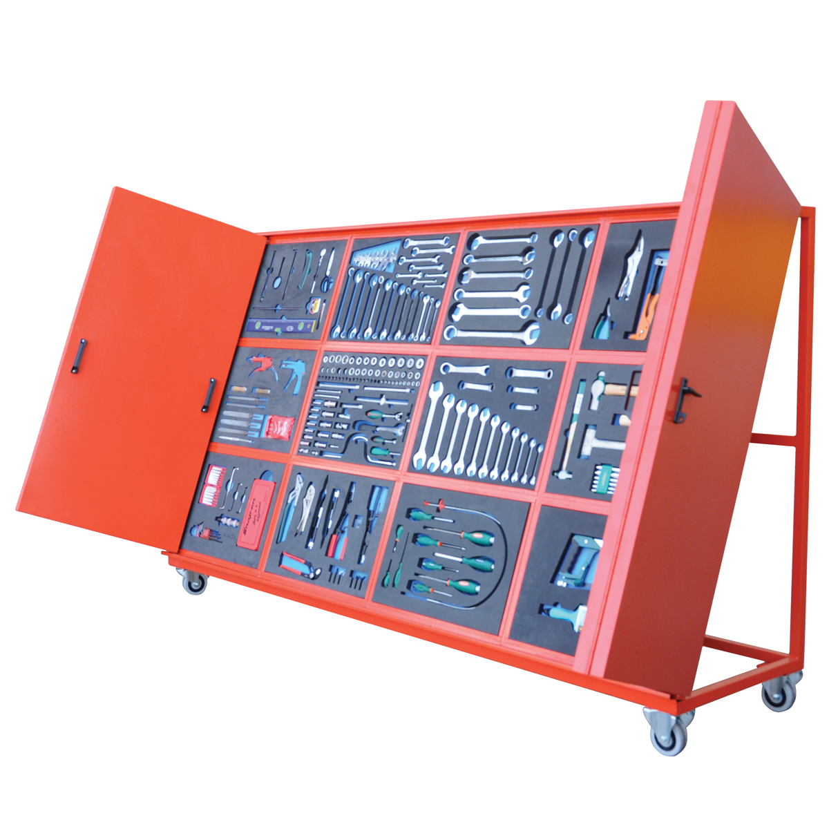 A Frame Aviation Tool Trolley Pandae Workshop