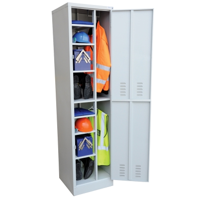General Products-Double Door Mine Locker-Large-2