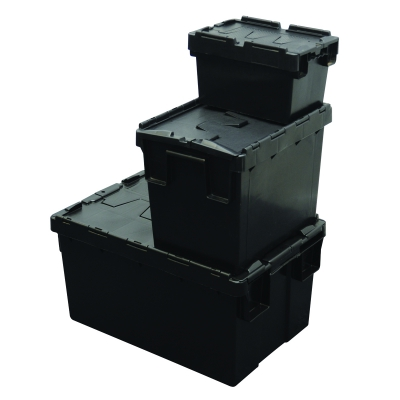 General Products-Securi Bin-Black