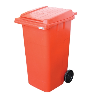 General Products-Wheelie bin-red