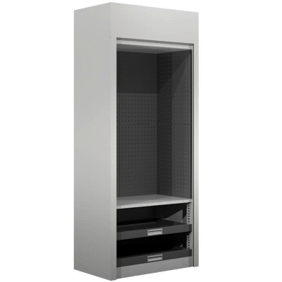 Workstation-L Range-Tool Cabinet
