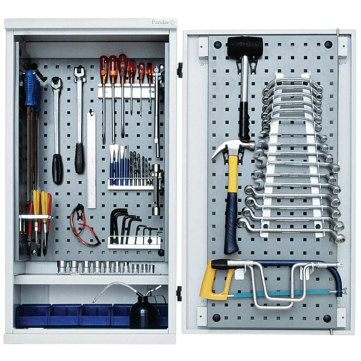 Bon Tool Storage CabinetsWMTC500. Wall Mounted ...