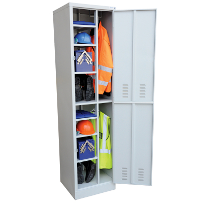 General Products-Double Door Mine Locker-Large-2