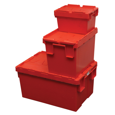General Products-Securi Bin-Red