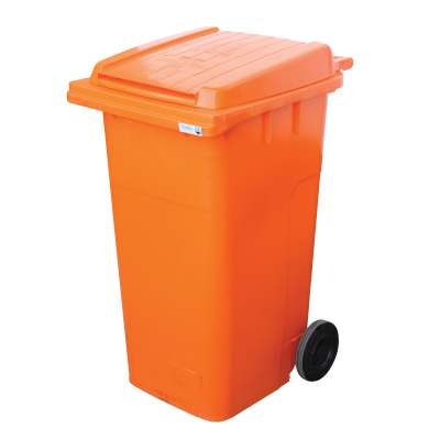General Products-Wheelie bin-orange