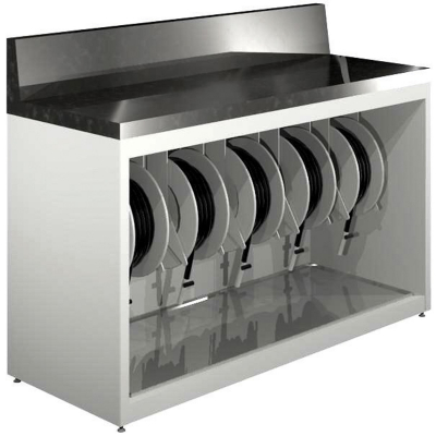 Workstation-M Range-5 Oil Dispensing Cabinet