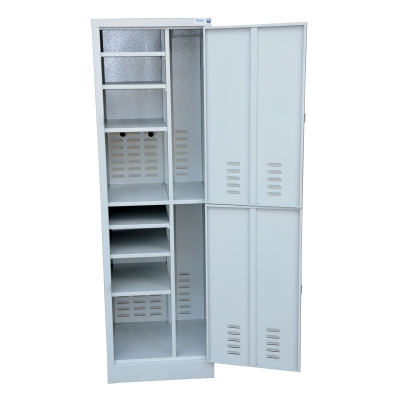 General Products-Double Door Mine Locker-Medium-1