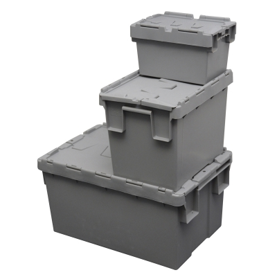 General Products-Securi Bin-Grey