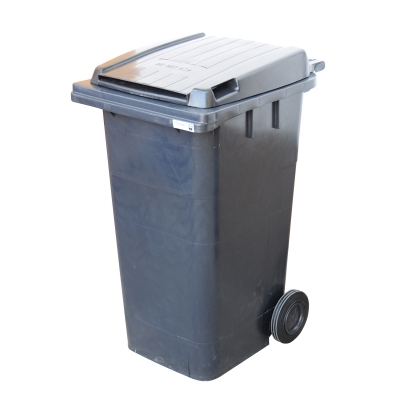 General Products-Wheelie bin-black