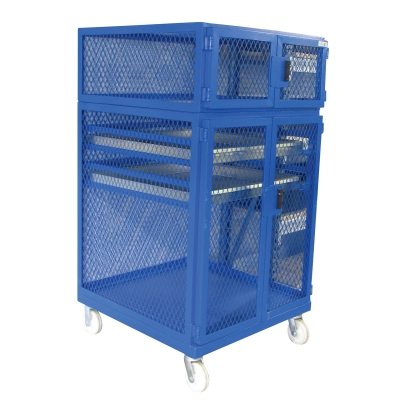 General Purpose Trolleys-Heavy Duty Stripping Cage