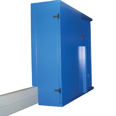 Tool Storage Cabinets-Power Skirting