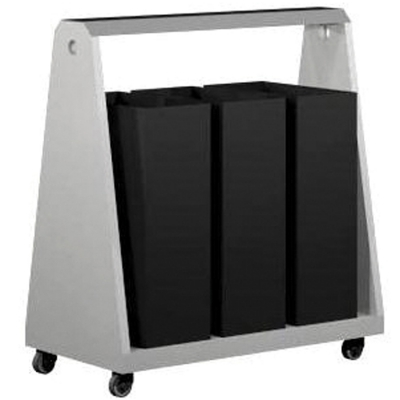 Workstation-L Range-Bin Trolley