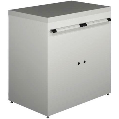 Workstation-M Range-Double Door Base Locker