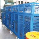 General Purpose Trolleys-Heavy Duty Stripping Cage-1