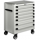 Tool Trolley-Eco-Trolley-7 Drawer